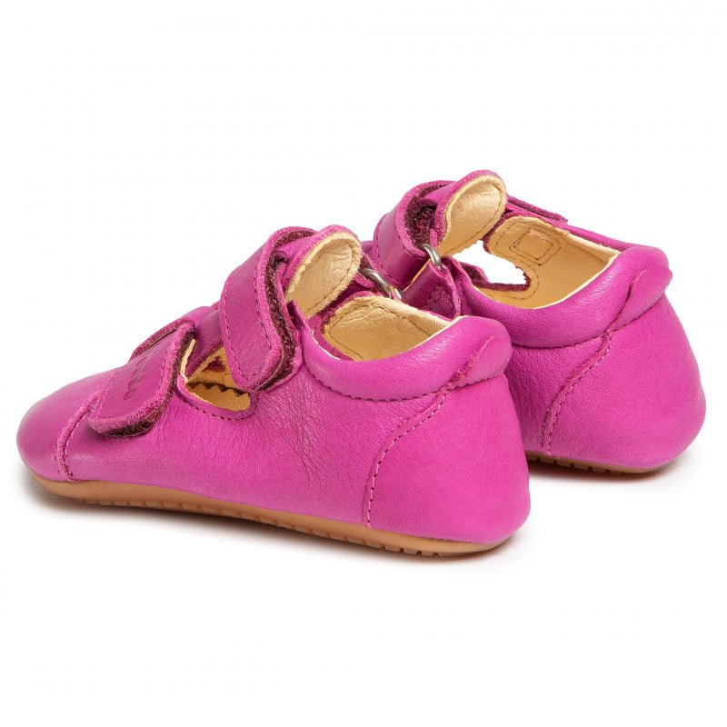 Sandale barefoot din piele fuchsia Froddo 5