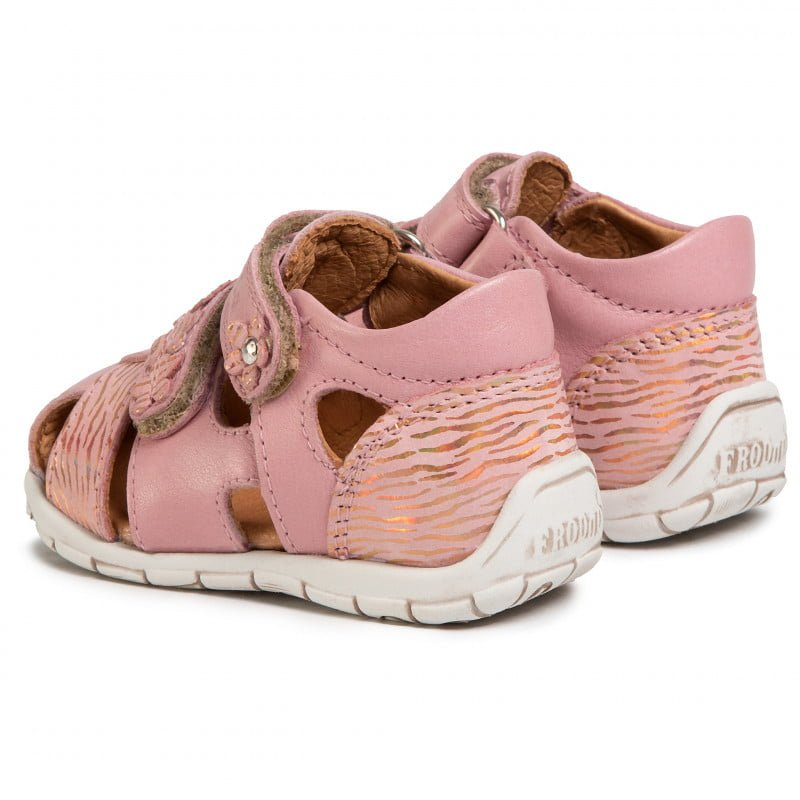 Sandale din piele Pink Froddo 3