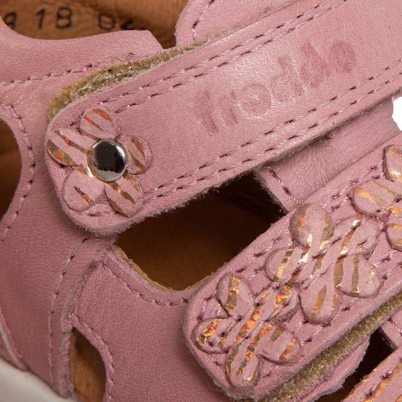 Sandale din piele Pink Froddo 5