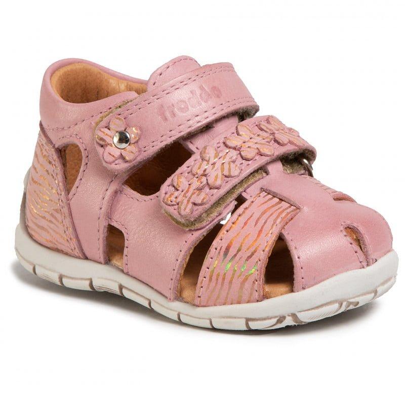 Sandale din piele Pink Froddo