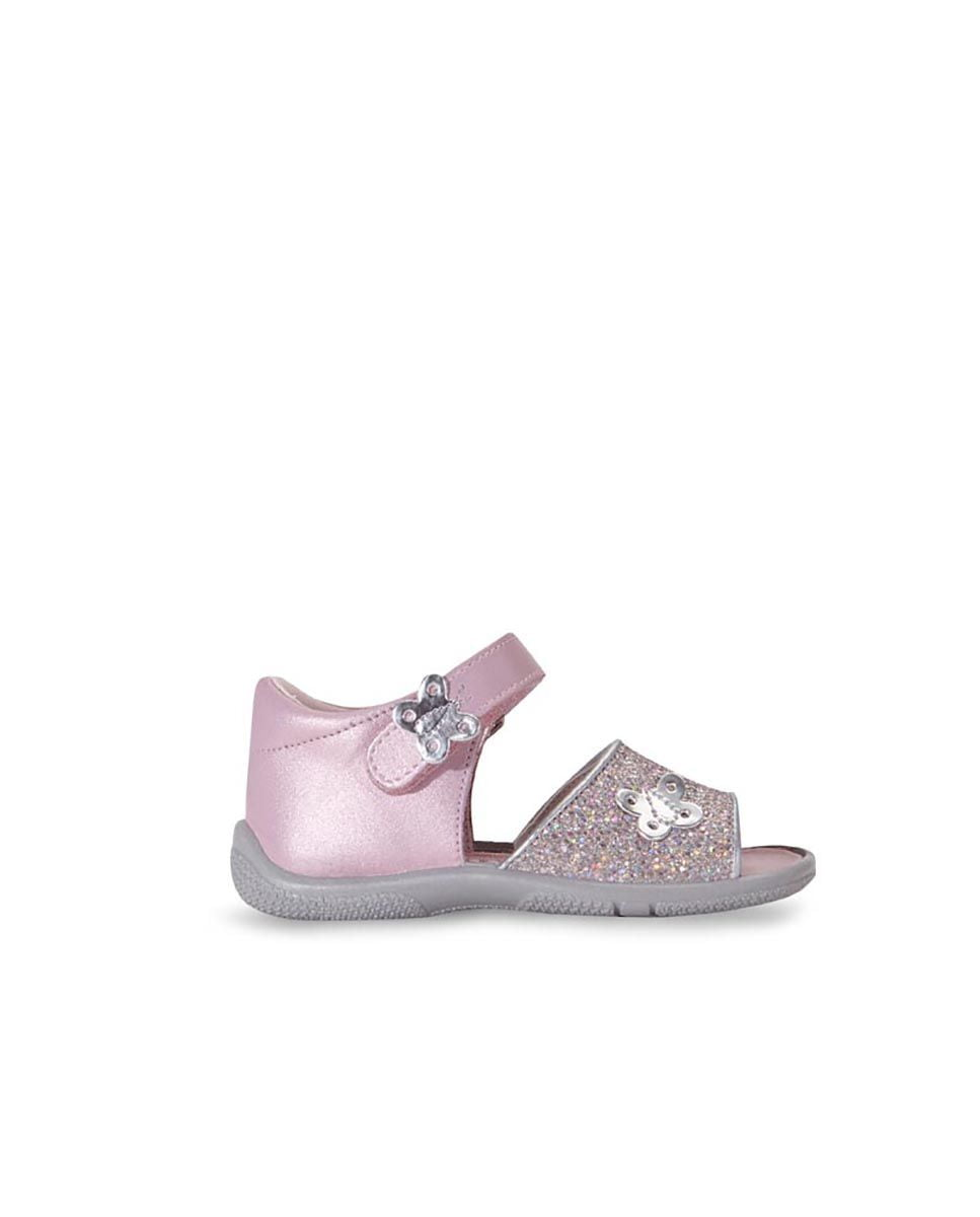 Sandale din piele naturală pentru copii Octavia Titanitos