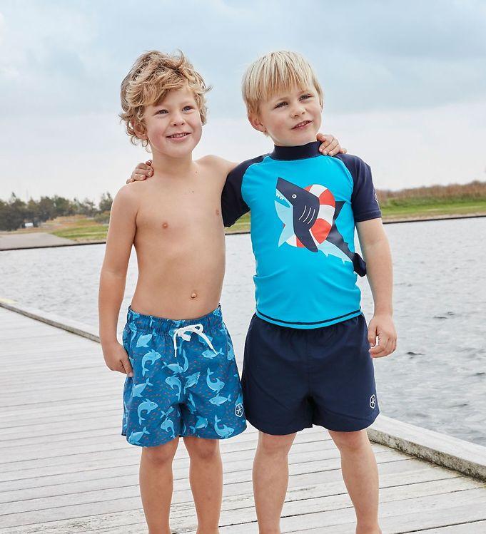 Șort de baie pentru băieți UPF30+ Color Kids