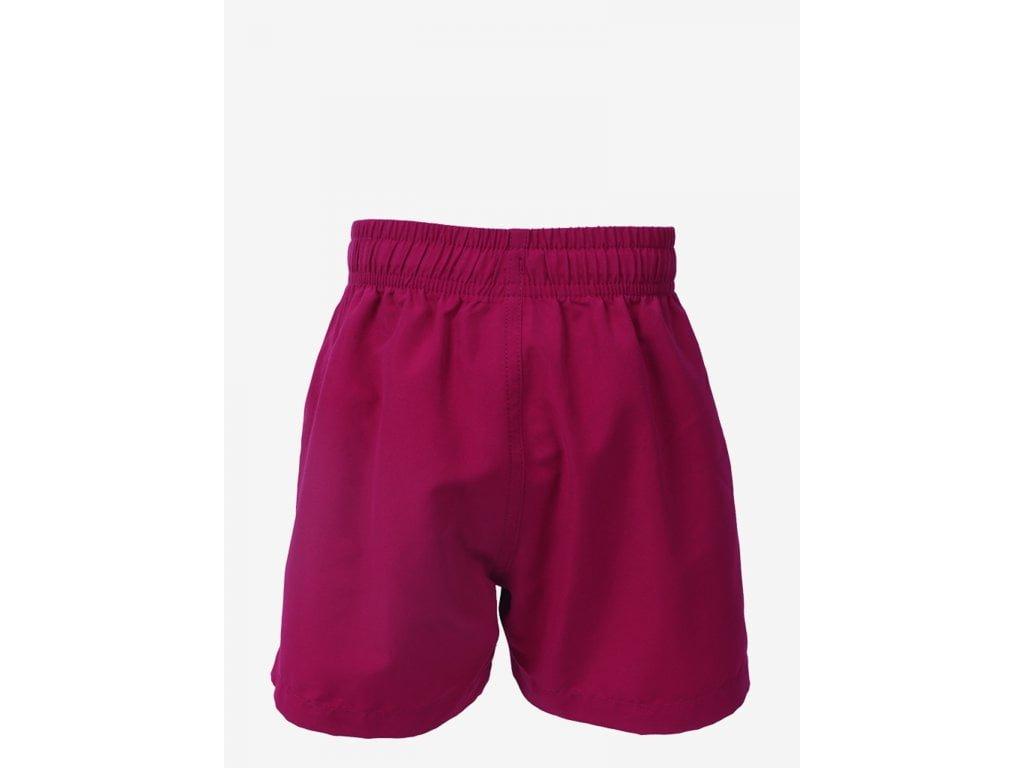 Șort de baie pentru băieți UPF30 Raspberry Color Kids 2