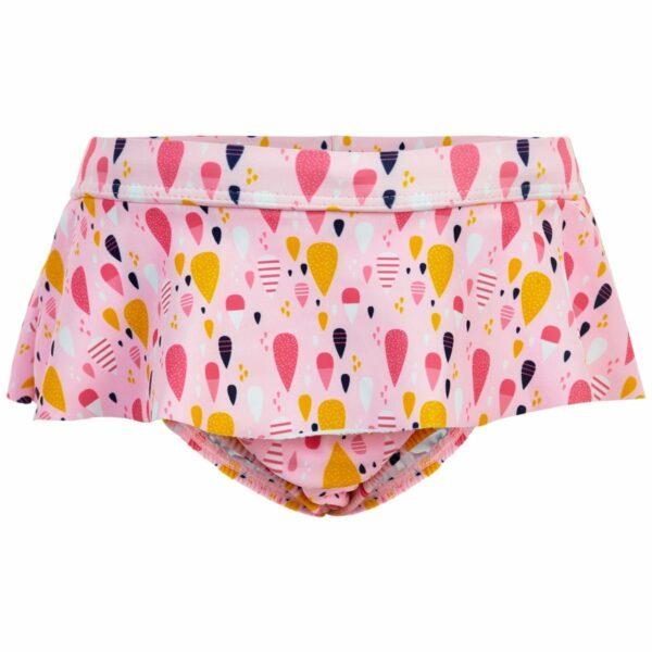 Șort de baie pentru fetițe UPF40+ Blossom Color Kids