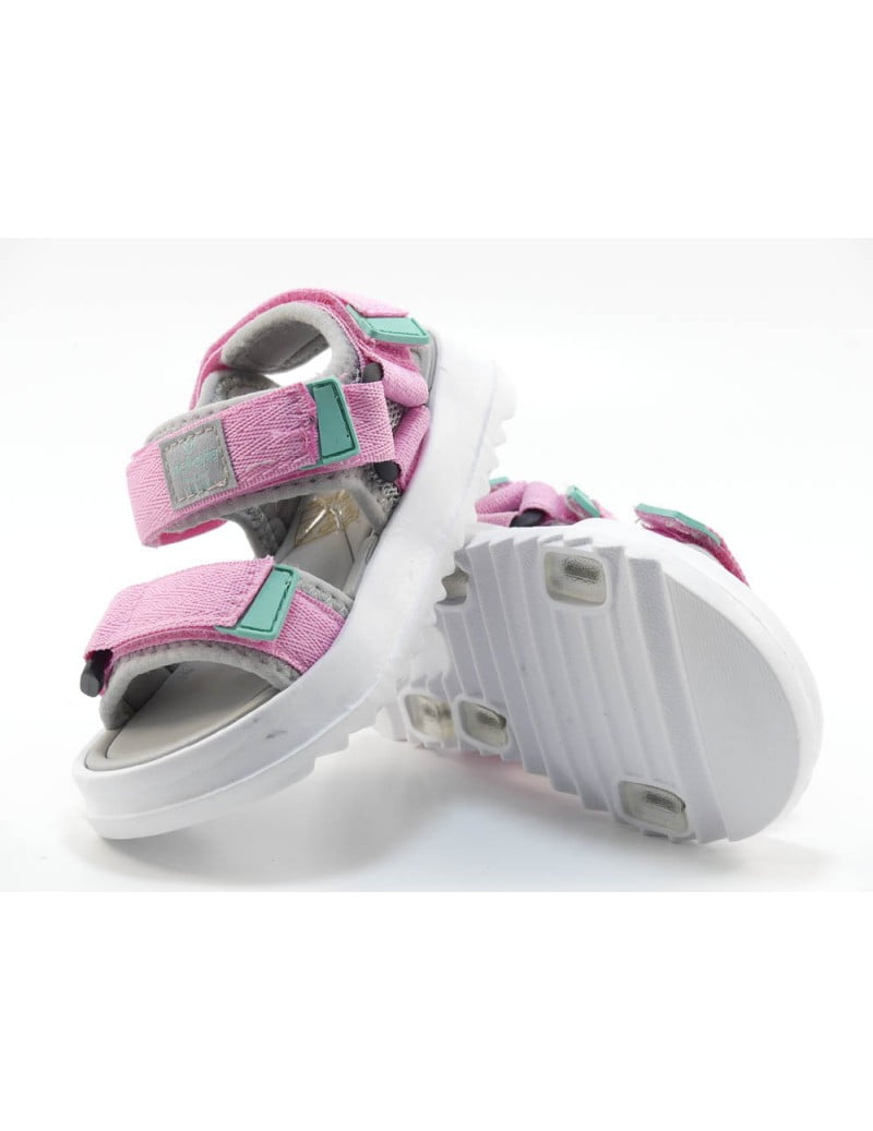 Sandale pentru copii rosa Agosto Victoria