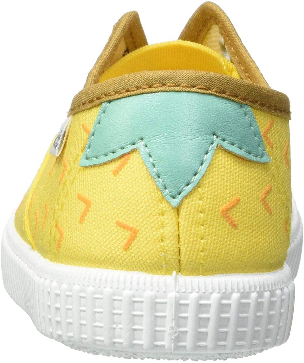 Teniși pentru copii cu elastic Amarillo Victoria 4