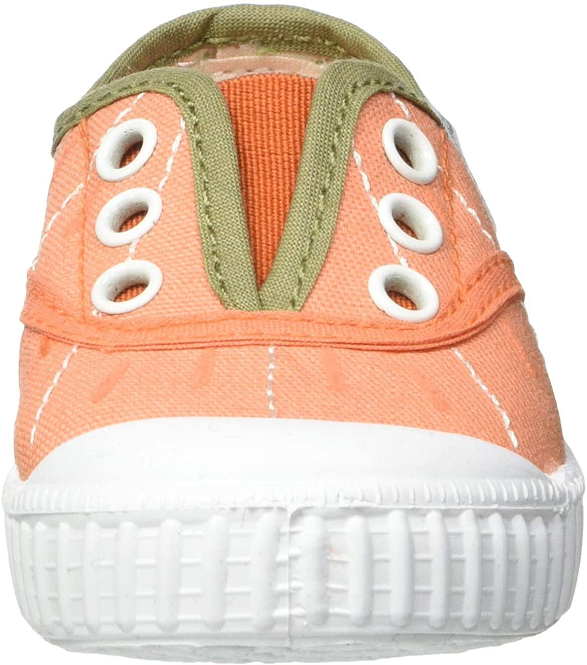 Teniși pentru copii cu elastic Naranja Victoria 3