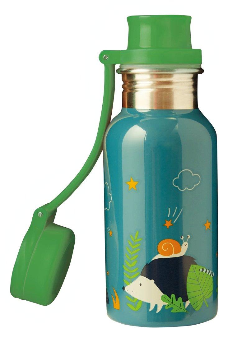 Recipient Sticlă inox The National Trust Splish Splash 400ml Frugi