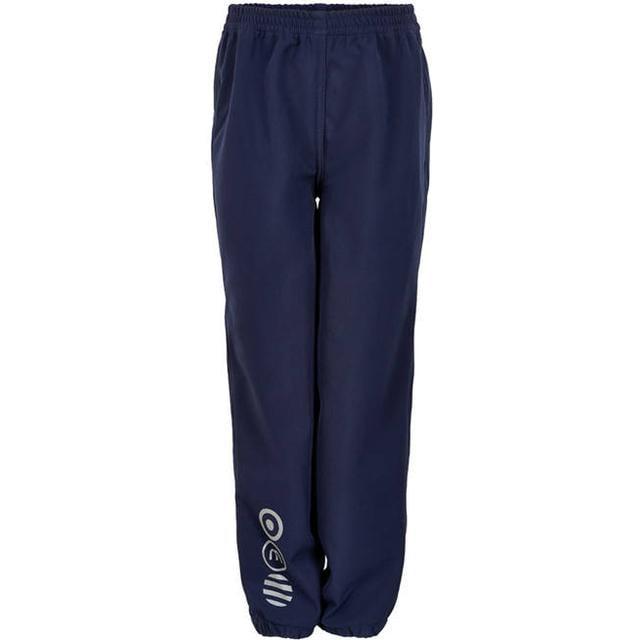 Pantaloni de ploaie și vânt (impermeabili) din softshell Dark Navy Minymo