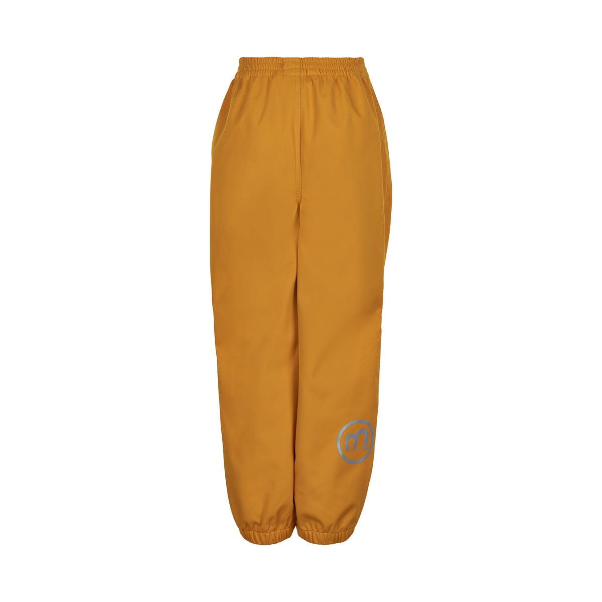 Pantaloni de ploaie și vânt (impermeabili) din softshell Golden Orange Minymo 2