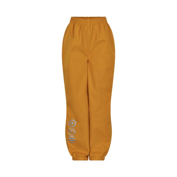 Pantaloni de ploaie și vânt (impermeabili) din softshell Golden Orange Minymo