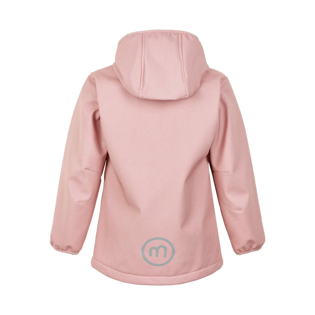 Jachetă de ploaie și vânt (impermeabilă) din softshell căptușită integral cu fleece Zephyr Minymo 1