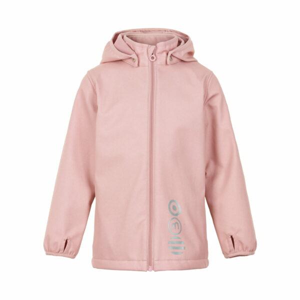 Jachetă de ploaie și vânt (impermeabilă) din softshell căptușită integral cu fleece Zephyr Minymo