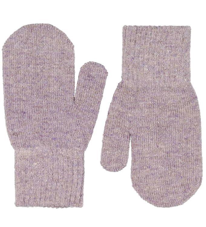 Mănuși pentru bebeluşi din lână tricotată nirvana CeLaVi