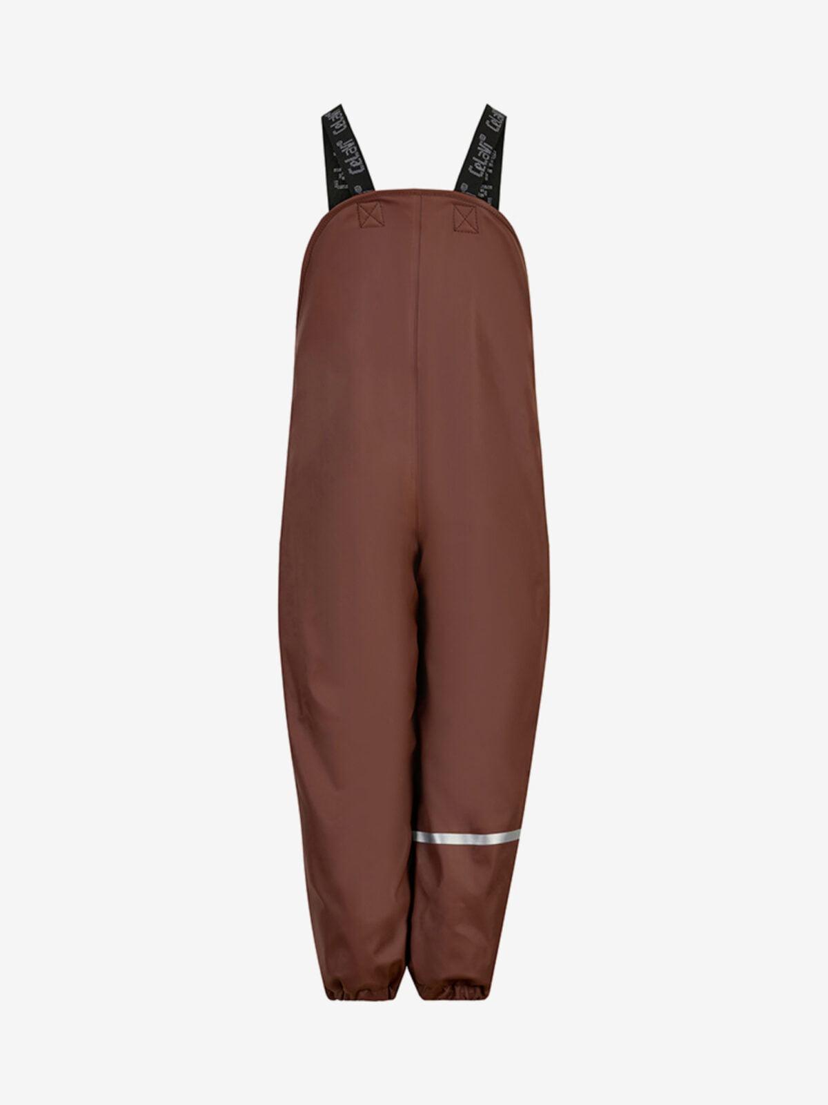 Pantaloni de ploaie și vânt căptușiți integral cu fleece rocky road CeLaVi 1