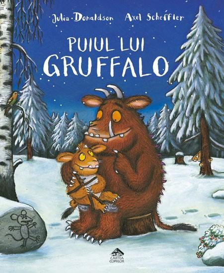 Puiul lui Gruffalo - Julia Donaldson