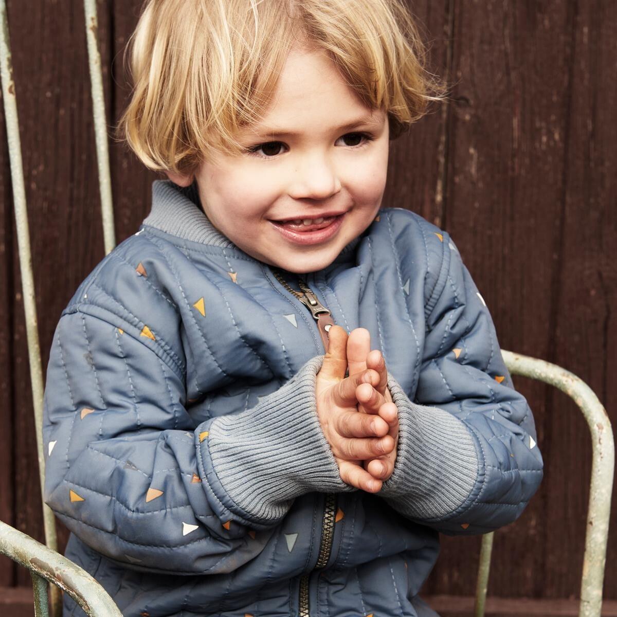Set termic pentru copii dark slate En Fant