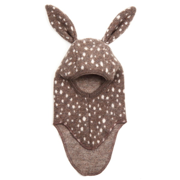 Cagulă din lână fleece BunBun Bambi HUTTELiHUT