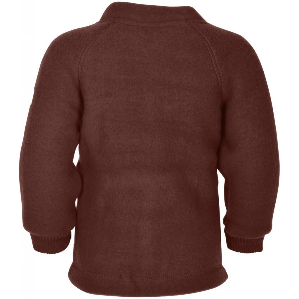Jachetă din lână merinos fleece andorra Mikk-line 1