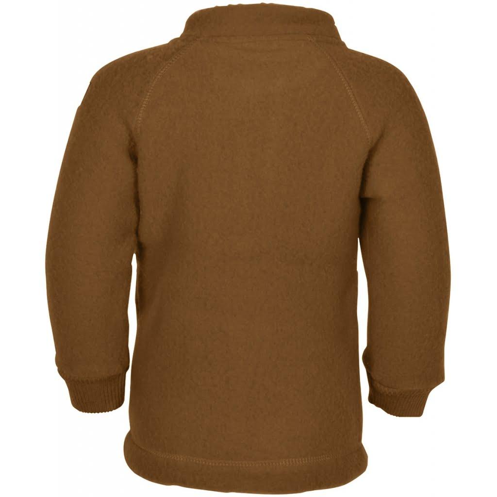 Jachetă din lână merinos fleece rubber Mikk-line 1