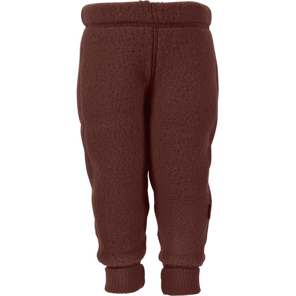 Pantaloni din lână merinos fleece andorra Mikk-line
