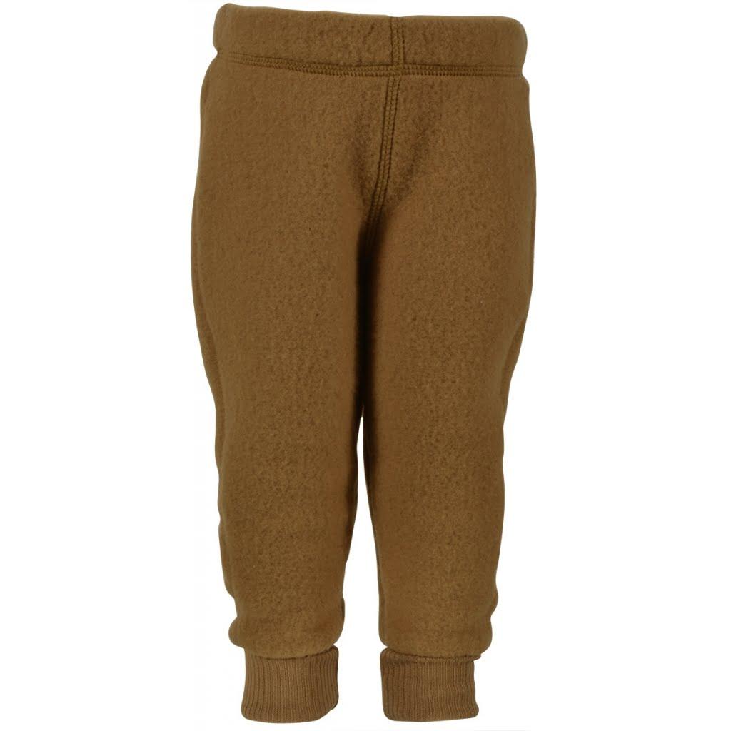 Pantaloni din lână merinos fleece rubber Mikk-line